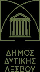 logotypo Dimos Dytikis Lesvou